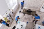 <h1>Что включает в себя уборка после ремонта</h1>