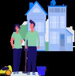 Картка Генеральная уборка домов-min